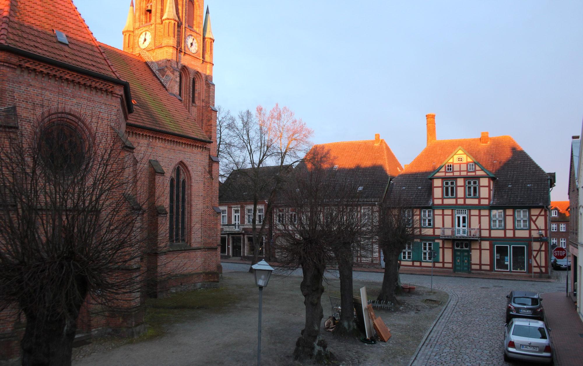 Kirche an Elbe und Elde